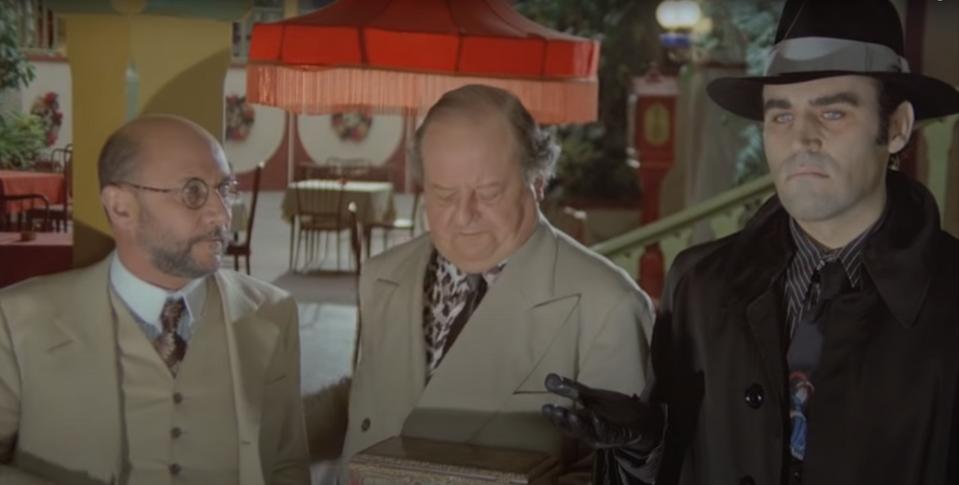 Bud Spencer - Különben dühbe jövünk - Paganini a bérgyilkos