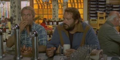 Bud Spencer - Különben dühbe jövünk - Sör-virsli verseny