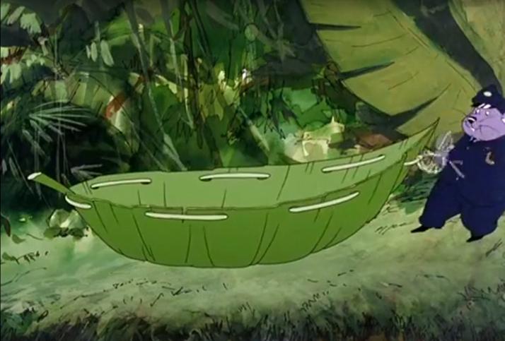 Macskafogó - Lusta Dick az őserdőben