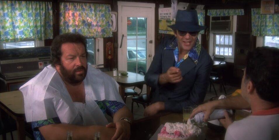 Bud Spencer - és megint dühbe jövünk - Aszott majom a kocsmában