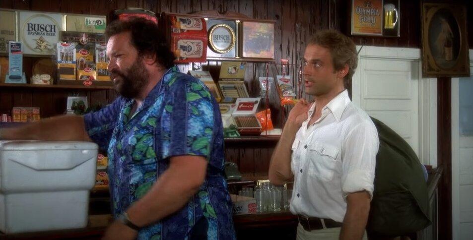 Bud Spencer - és megint dühbe jövünk - Fogadás testvérek között