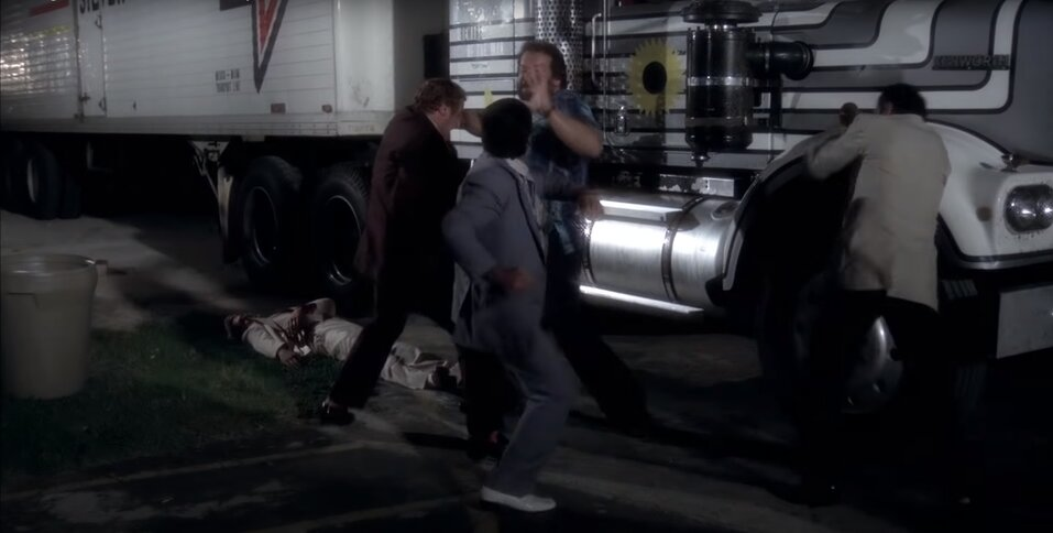Bud Spencer - és megint dühbe jövünk - A kamion ellopása