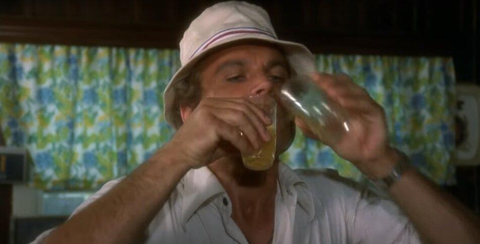 Bud Spencer - és megint dühbe jövünk - A narancslé fogadás