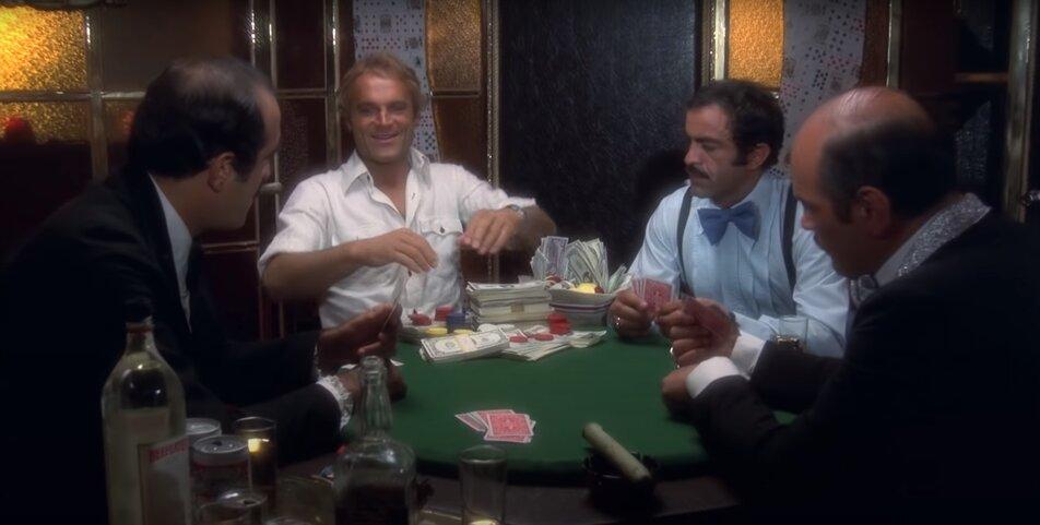 Bud Spencer - és megint dühbe jövünk - Póker a hajón