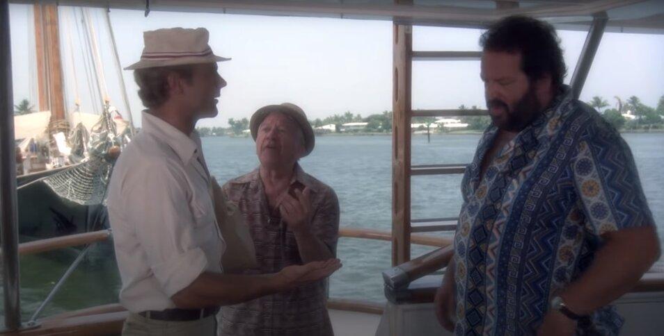 Bud Spencer - és megint dühbe jövünk - Az utolsó fogadás