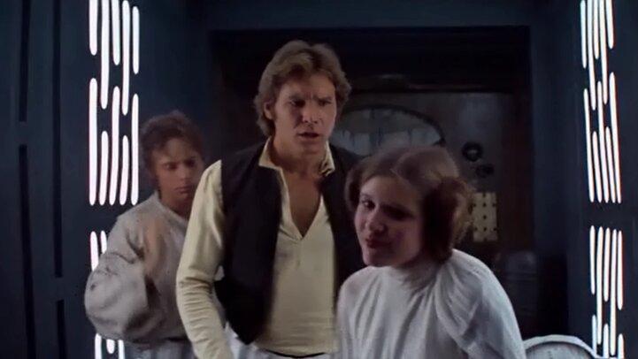 Star Wars - Egy új remény - Fantasztikus nő