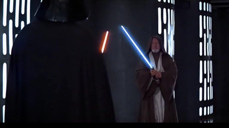 Star Wars - Egy új remény - Vader és Obi-Wan