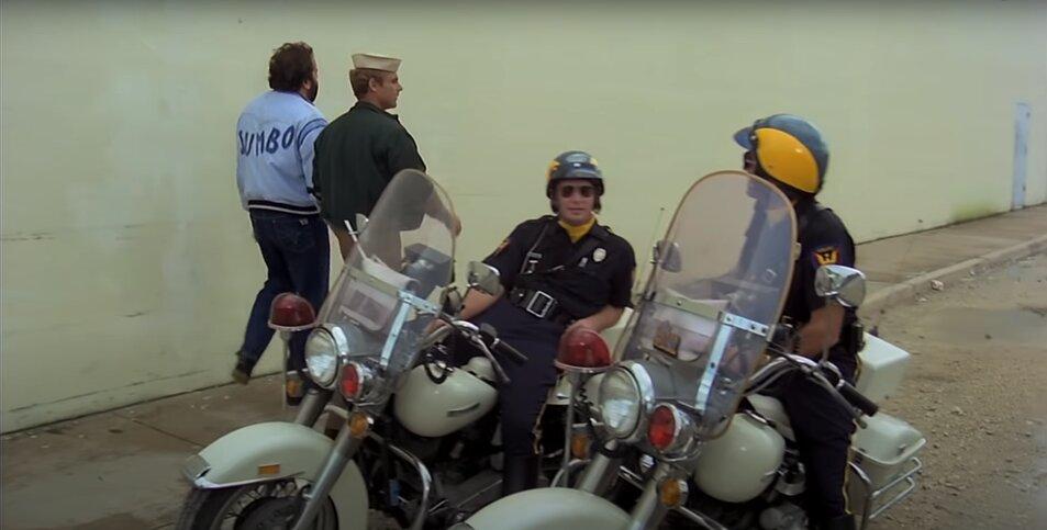 Bud Spencer - Bűnvadászok - Barátkozás a rendőrökkel