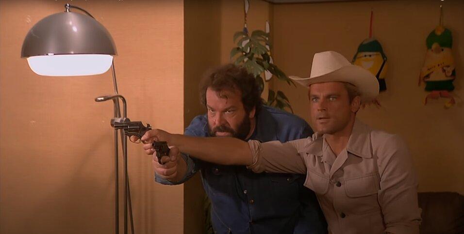 Bud Spencer - Bűnvadászok - Ketten egy hadsereg ellen