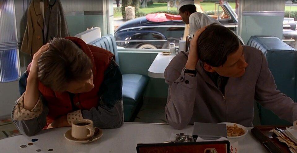Vissza a jövőbe idézetek - Két McFly