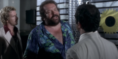 Bud Spencer - és megint dühbe jövünk - a kamion a mienk és el akarunk menni vele