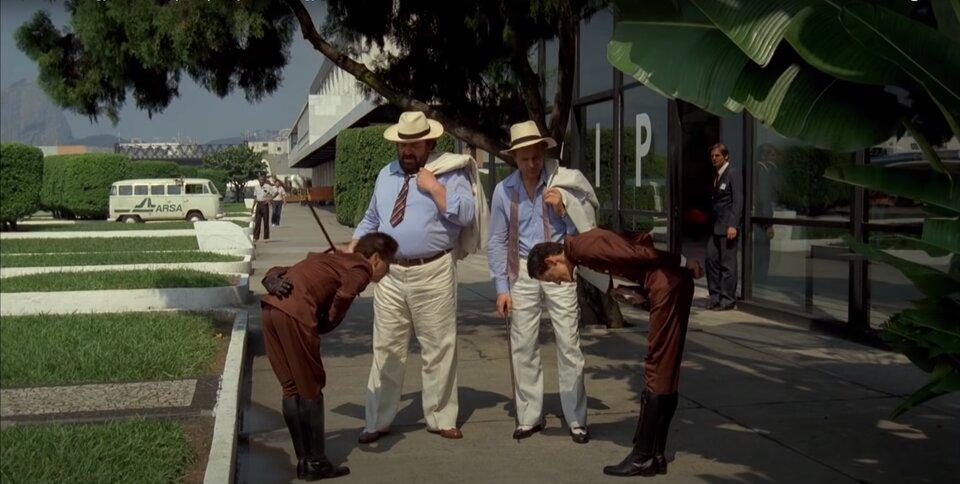 Bud Spencer - Nincs kettő négy nélkül - A két sofőr