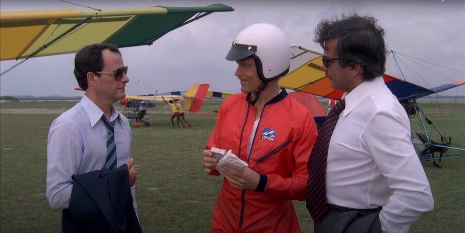 Bud Spencer - Nincs kettő négy nélkül - Eliot Vance imád repülni