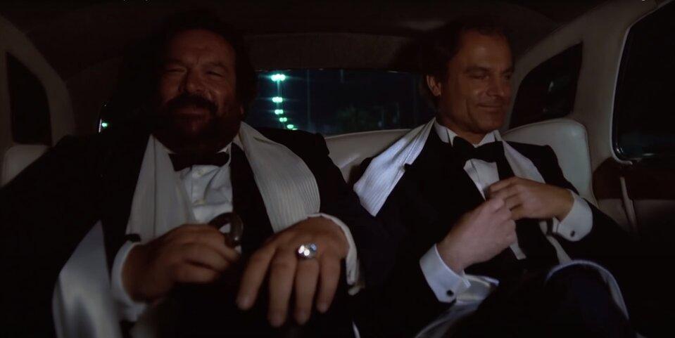 Bud Spencer - Nincs kettő négy nélkül - Útban a partyra