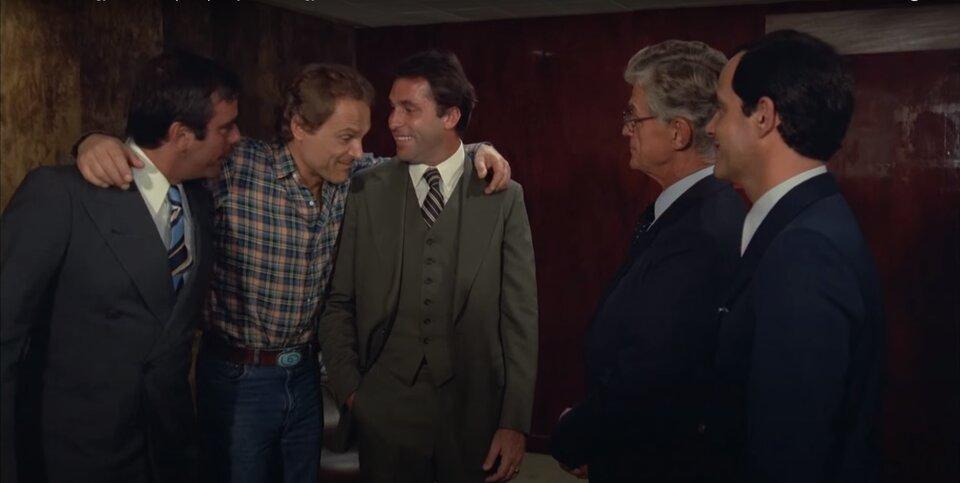 Bud Spencer - Nincs kettő négy nélkül - Eliot cukkolja Greget