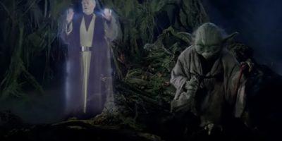 Star Wars - A birodalom visszavág - Obi-Wan szelleme és Yoda