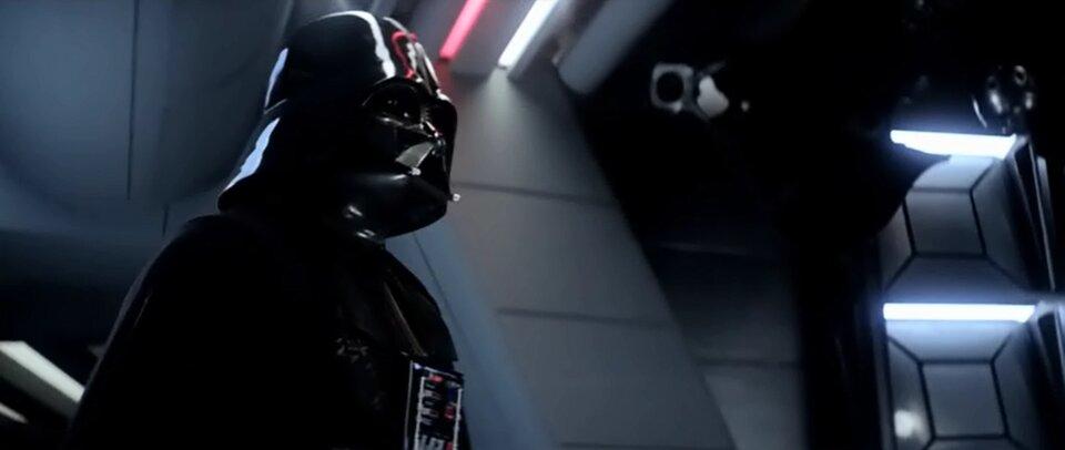 Star Wars - A birodalom visszavág - Vader