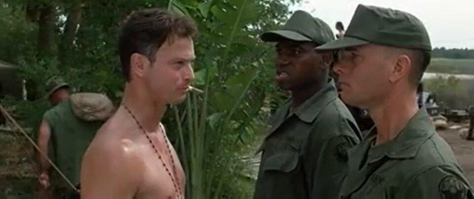Forrest Gump - Dan hadnagy Vietnámban
