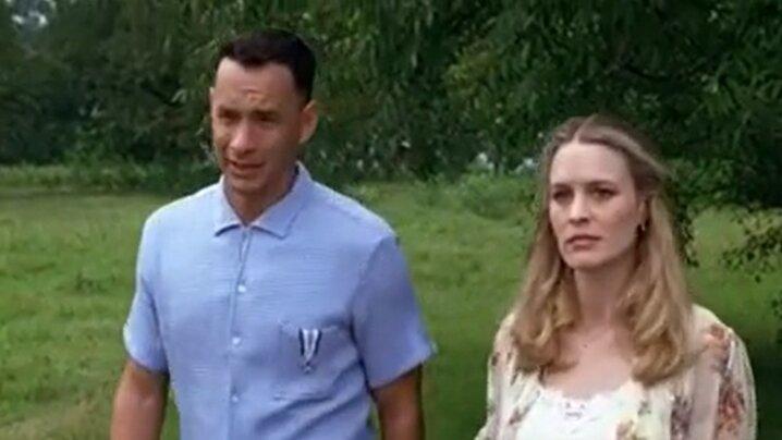 Forrest Gump és Jenny