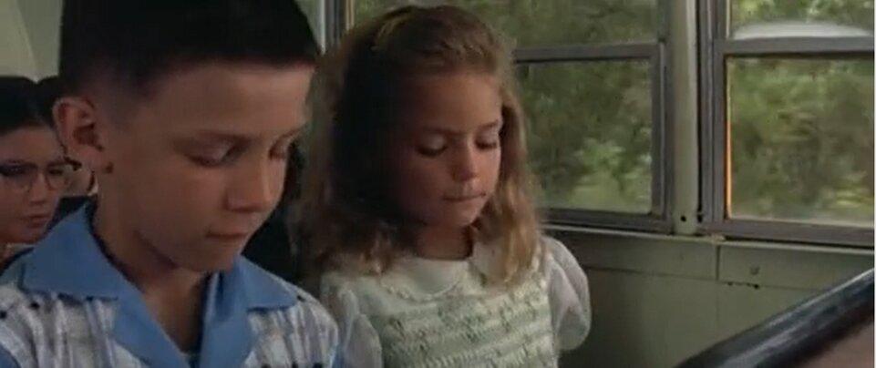 Forrest Gump - Forrest megismeri Jennyt
