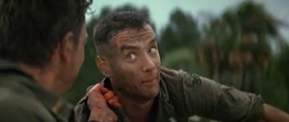 Forrest Gump - Bombázás Vietnámban